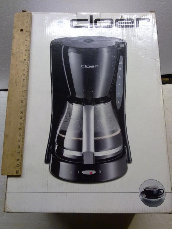 Кофеварка cloer