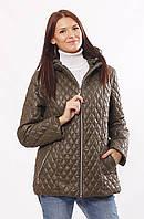 Женская демисезонная куртка  Murenna  хаки 30-52 размеры