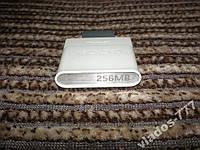 Флешка карта памяти 256MB xbox 360 fat оригинал