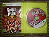 Guitar Hero Aerosmith для xbox 360 лицензия