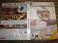 Madden Nfl 06 для xbox 360 лицензия