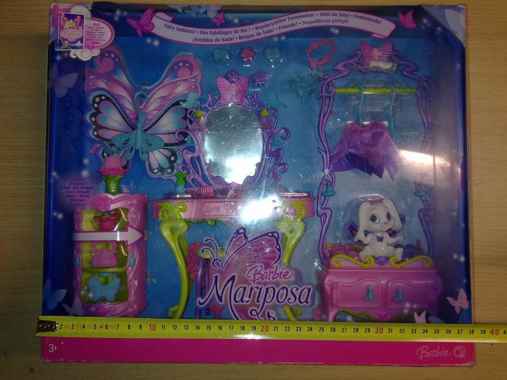 Barbie Mariposa M9305 Mo.