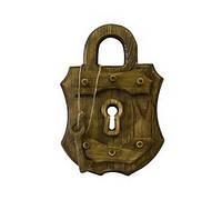 Ключница Навесной замок арт 14500
