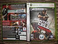 Splinter Cell Conviction для xbox 360 лицензия