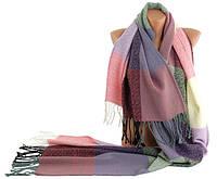 Нарядный женский теплый шарф Traum 2493-17