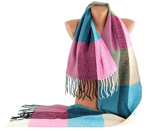 Необычный женский теплый шарф Traum 2493-20