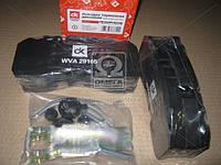 Колодка тормозная дисковая (компл. на ось) BPW SKH  (производство Дорожная карта ), код запчасти: DK 29165PRO