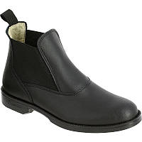 Сапоги мужские ботинки осенние Fouganza CLASSIC ONE черные