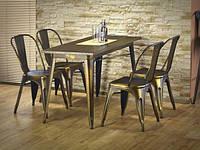Обеденный стол Magnum польской компании Халмар с прямоугольной столешницей