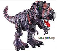 Робот Динозавр Тирекс Коричневый