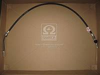 Трос ручного тормоза ГАЗ 3302,2705 задн. (1282мм)  (производство Дорожная карта ), код запчасти: 3302-3508180-03