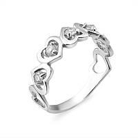Серебряное кольцо Арт.067