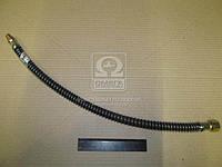 Шланг тормозной МАЗ L=590мм (г-ш) в оплетке  (производство Дорожная карта ), код запчасти: 6422-3506094