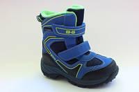 Зимние термо ботиночки для мальчиков ТМ B&G 25,26,28,30р.