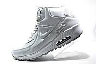 Зимние кроссовки женские Nike Air Max 90 на меху