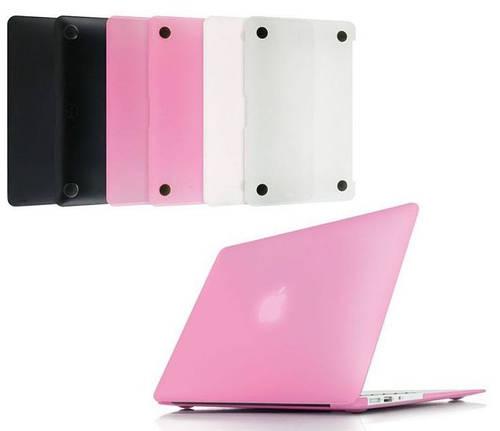 """Женская тонкая обложка для ноутбука 13"""" OZAKI O!macworm TightSuit MacBook Pro Retina Display (Pink) OA403PK"""