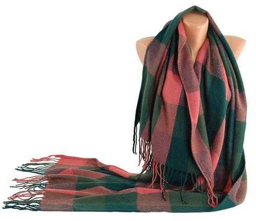Классический женский широкий шерстяной шарф Traum 2493-64