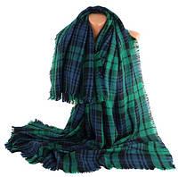 Строгий женский теплый платок Traum 2496-02