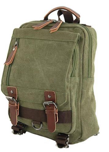 Практичный городской рюкзак 5л,Traum 7020-10, хаки