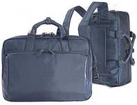 "Эффектная сумка-рюкзак для ноутбука Tucano PROFILO PREMIUM BAG 15.6"" (BLUE) BLAPPR2-B темно-синий"