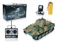 Радиоуправляемый танк german panther 1/16 (Heng Long, 3819)