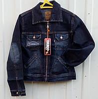 Пиджак джинсовый женский пог 43-48