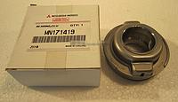 Подшипник сцепления выжимной (производство MITSUBISHI ), код запчасти: MN171419