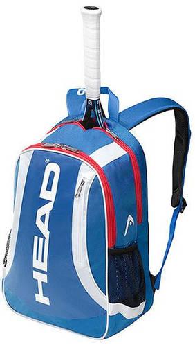 Качественный теннисный рюкзак  на 7 л 283464 Elite Backpack  BLWH HEAD