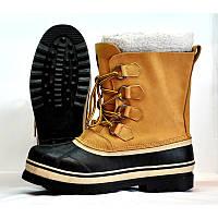 Ботинки зимние для рыбалки и охоты, Ботинки зимние XD-116