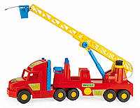 Пожарная машинка серия «Super Truck» Wader, 36570, Вадер