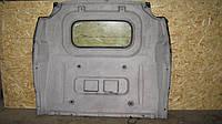 Перегородка салона с стеклом и обшивкой Фиат Добло / Fiat Doblo 223 кузов