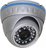 Купольная   уличная видеокамера VLC-4192DFА