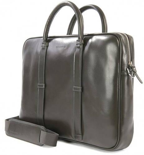 """Шикарная сумка для ноутбука 15"""", натуральная кожа Tucano ELLE BAG MB PRO CLAY BEL15-DC коричневый"""
