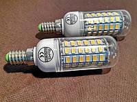 Светодиодная Лампа 20w. 69-Led. Е-14.220v. Тёплый свет.