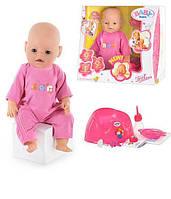 Кукла-пупс Baby Born с аксессуарами 8001-1 Беби Борн