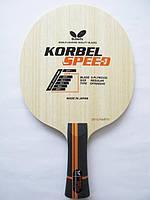 Butterfly Korbel Speed ракетка основание теннис