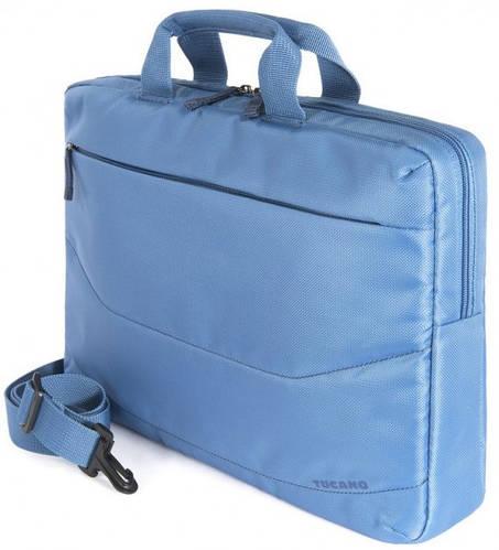 """Удобная тонкая сумка для ноутбука Tucano IDEA COMPUTER BAG 15.6"""" (SKYBLUE) B-IDEA-Z голубой"""