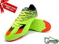 С Гарантией! Сороконожки (Многошиповки) Adidas Messi 15.3