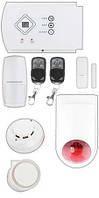 Беспроводной комплект сигнализации PoliceCam GSM G10A Elite
