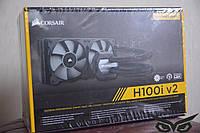 Система охлаждения жидкостная Corsair H100i v2 (CW-9060025-WW)