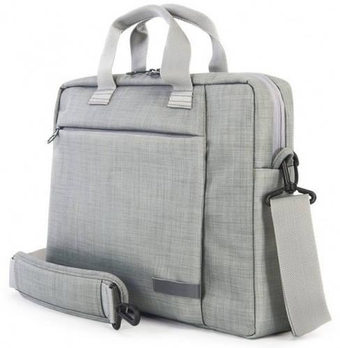 """Униврсальная сумка для ноутбука/ультрабука Tucano SVOLTA SLIM BAG PC 13.3""""/14"""" (GREY) BSVO1314-G серый"""