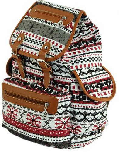 Городской комфортный рюкзак 14л. Traum 7224-29 серый
