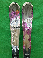 Rossignol attraxion 8 echo 146 см  гірські лижі для карвінгу, універсал