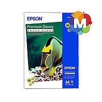 Фотобумага Epson Premium glossy 255g А4 50л