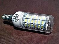 Светодиодная Led Лампа 20w. 69-чипов.Е-14. 220v. Холодный свет.
