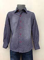 Рубашка для мальчиков в школу