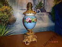 Керосиновая лампа XVII-XVIII век