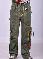 Детские джинсы, брюки, штаны для мальчиков.9-14