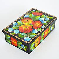 Украинские сувениры. Расписная шкатулка. Навьина роща