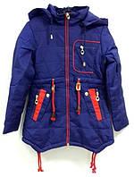 Куртка - парка демисезонная для девочки 910